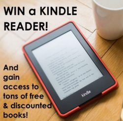 Win a Kindle Reader Giveaway.